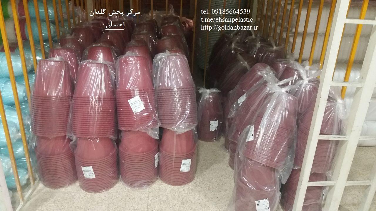 کارخانه تولید گلدان پلاستیکی