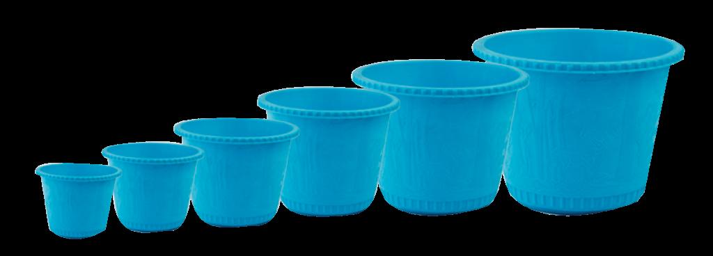 تولید کننده گلدان پلاستیکی