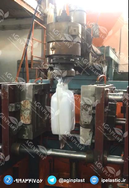 تولید دبه پلاستیکی 20 لیتری