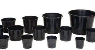 فروش عمده گلدان پلاستیکی گلخانه